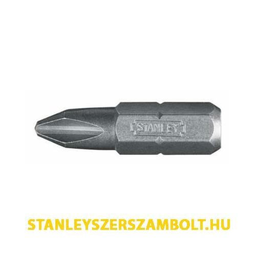 "STANLEY BIT HEGY PH1 25mm 1/4"""